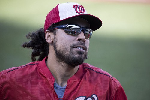Anthony Rendon by Keith Allison, on Flickr