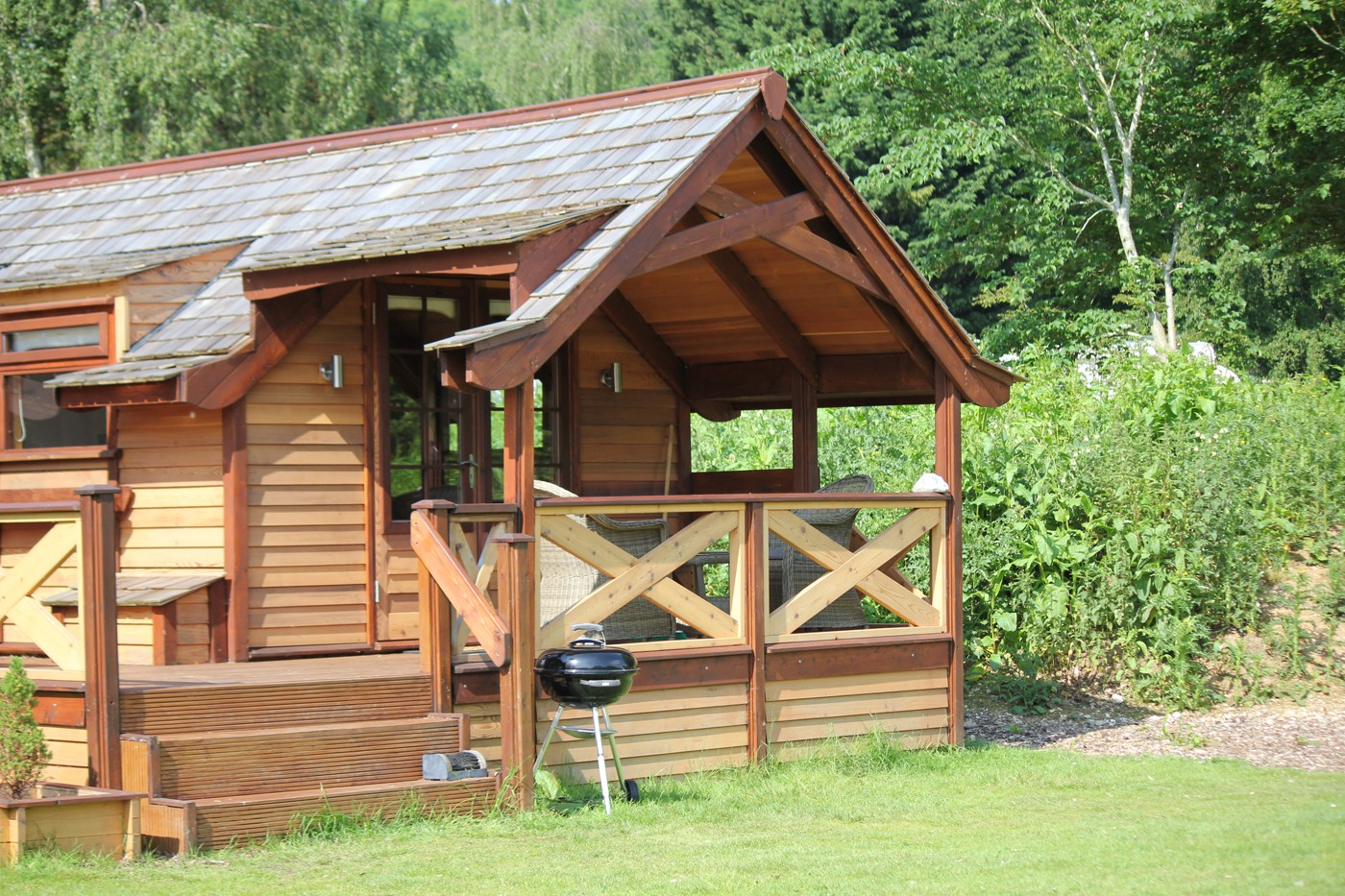 Superglamp Hideaway House Review