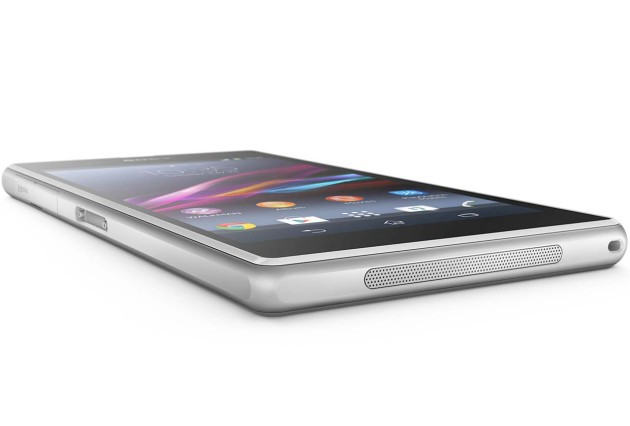 17de8a437bcc Sony Xperia Z1 announced with a 1080P 5 inch display