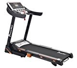 Powermax Fitness TAC-325 2HP (4HP peak) Semi Commercial Motorized AC Treadmill with Auto-Inclination (Warranty: Motor-3 yrs; Other parts-1yr)