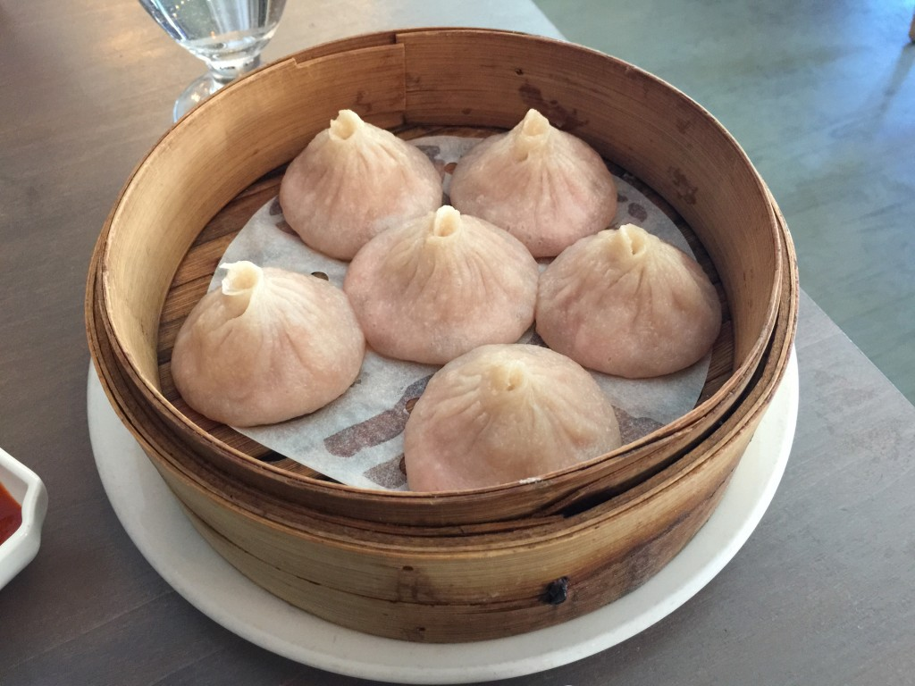 Steamed Pork Soup Dumplings | ​Filled with a mixture of ground pork and ginger, served with a special dipping sauce