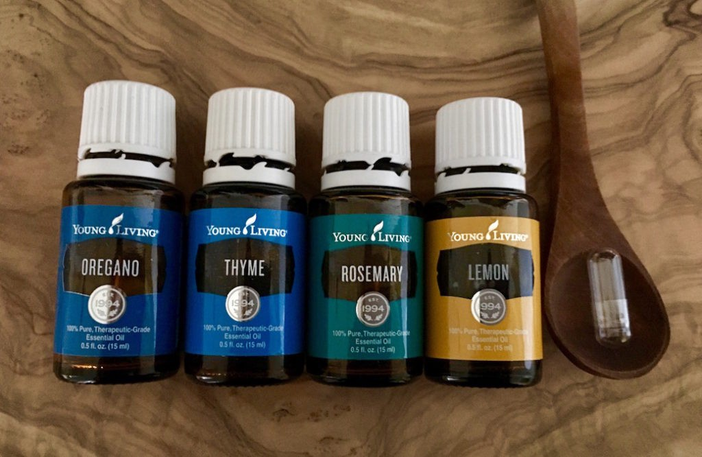 Young Living Oils for Help with Cold and Flu