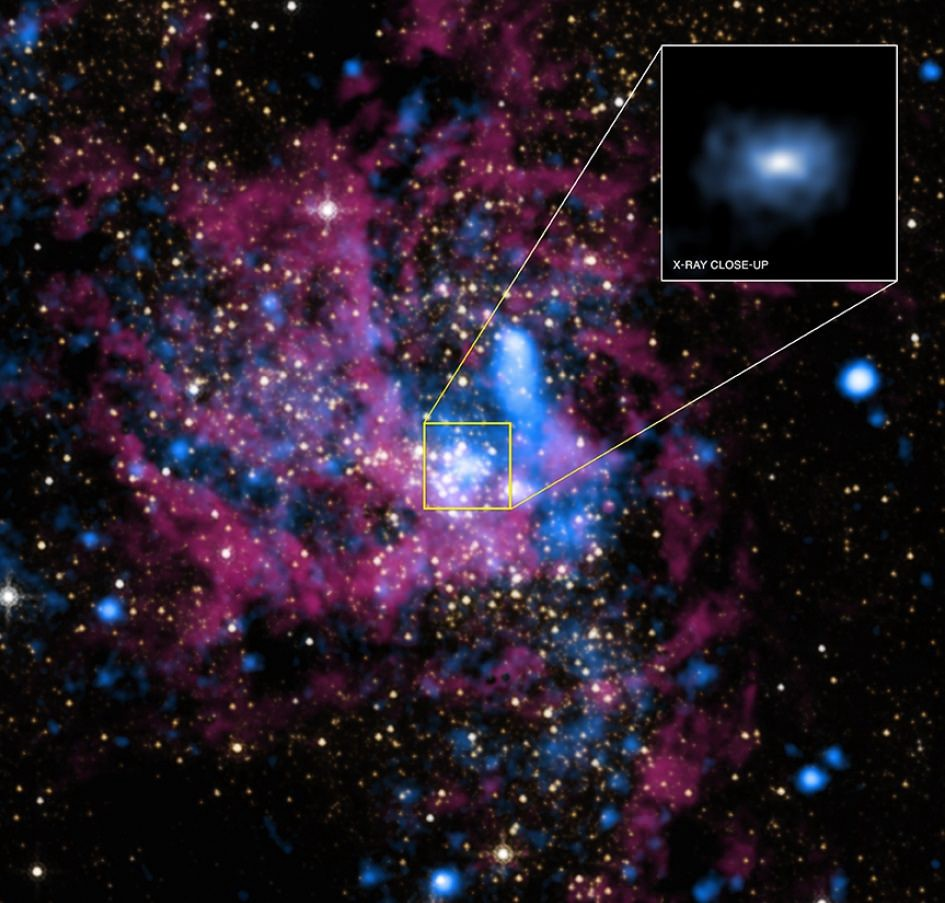 10 Amazing Facts About Black Holes