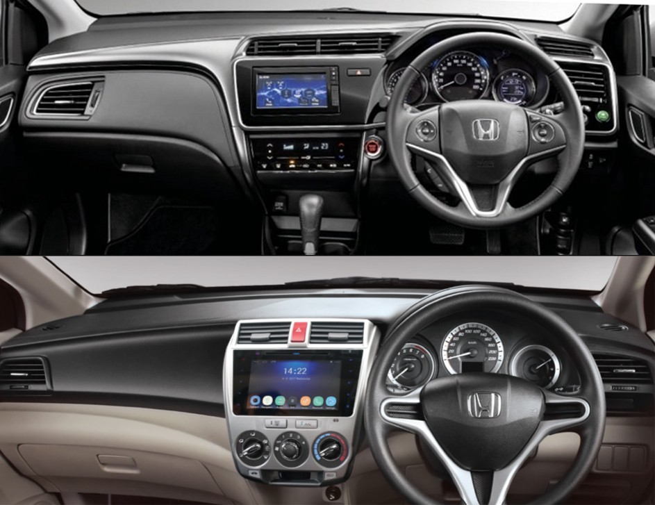New Honda City 1 5 Aspire Prosmatec 7th Generation 2018