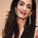 Amal Clooney's most preferred haircut 6