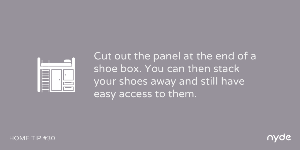 Home Tip #30