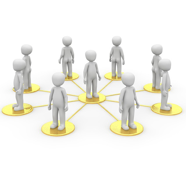 networking graphic pixy