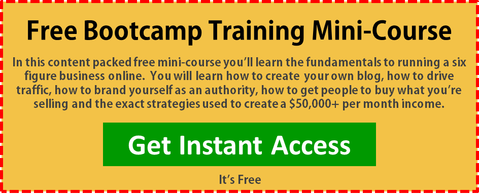 Free Bootcamp Training Mini-Course
