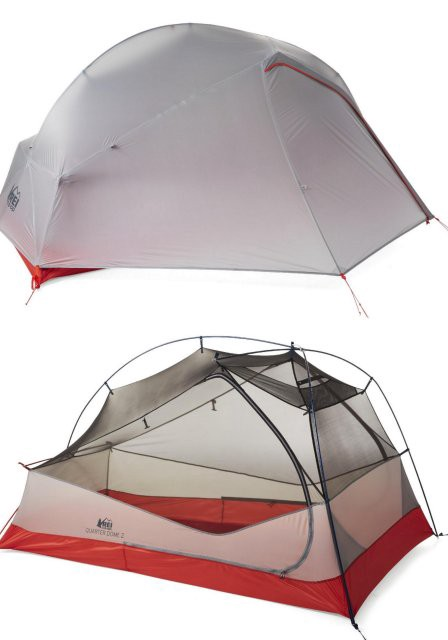 REI Quarter Dome 2  sc 1 st  Medium & Top 10 Backpacker Recommended Backpacking Tents-2017