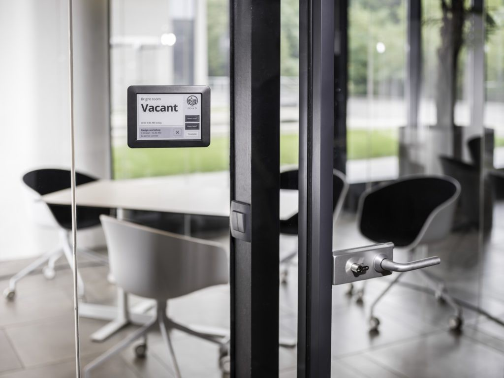 Make Your Office Sustainable By Implementing Digital Solutions Instead Of Printing Everything Out Start With Meeting Room Signs