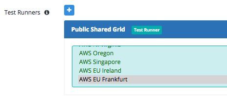 Gatling support + AWS Frankfurt – Testable Blog