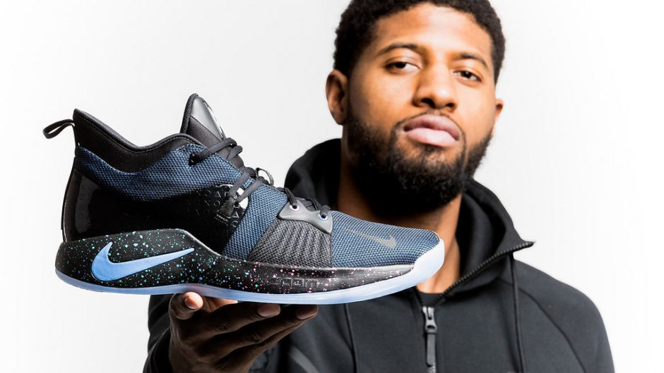 d183a1df6bd2 PG-2 PlayStation Colorway  Nike Collaborates with Paul George to ...