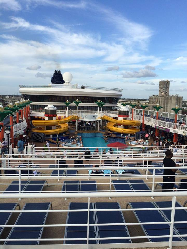 Survival Guide: How I Tried to Stay Healthy on a Cruise