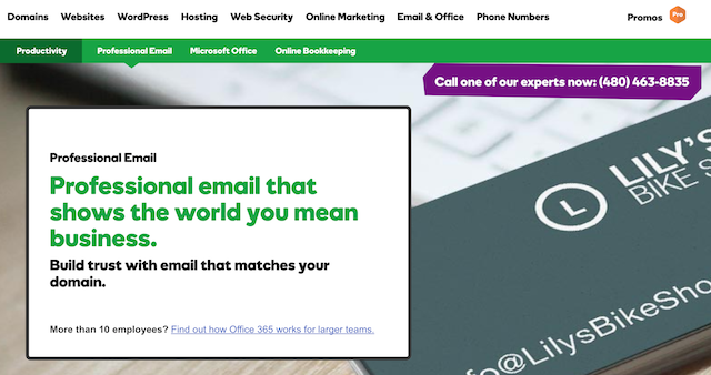 How To Use A Custom Domain Name For Email GoDaddy