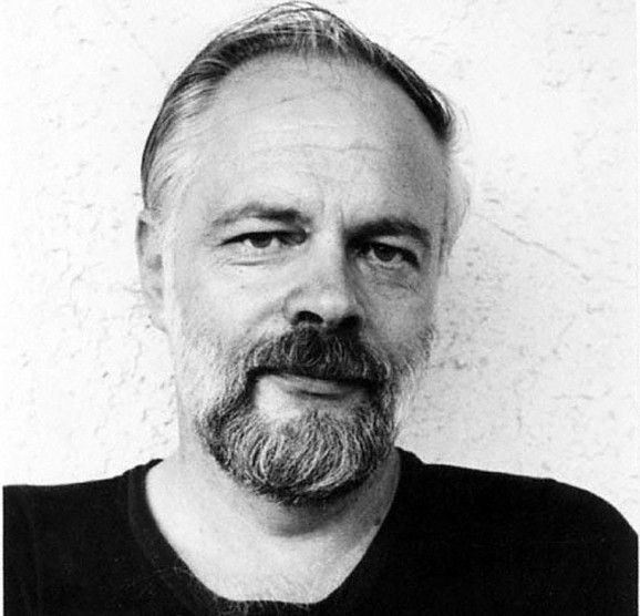 Philip K. Dick portrait