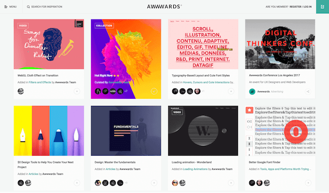 How To Learn Web Design Awwwards
