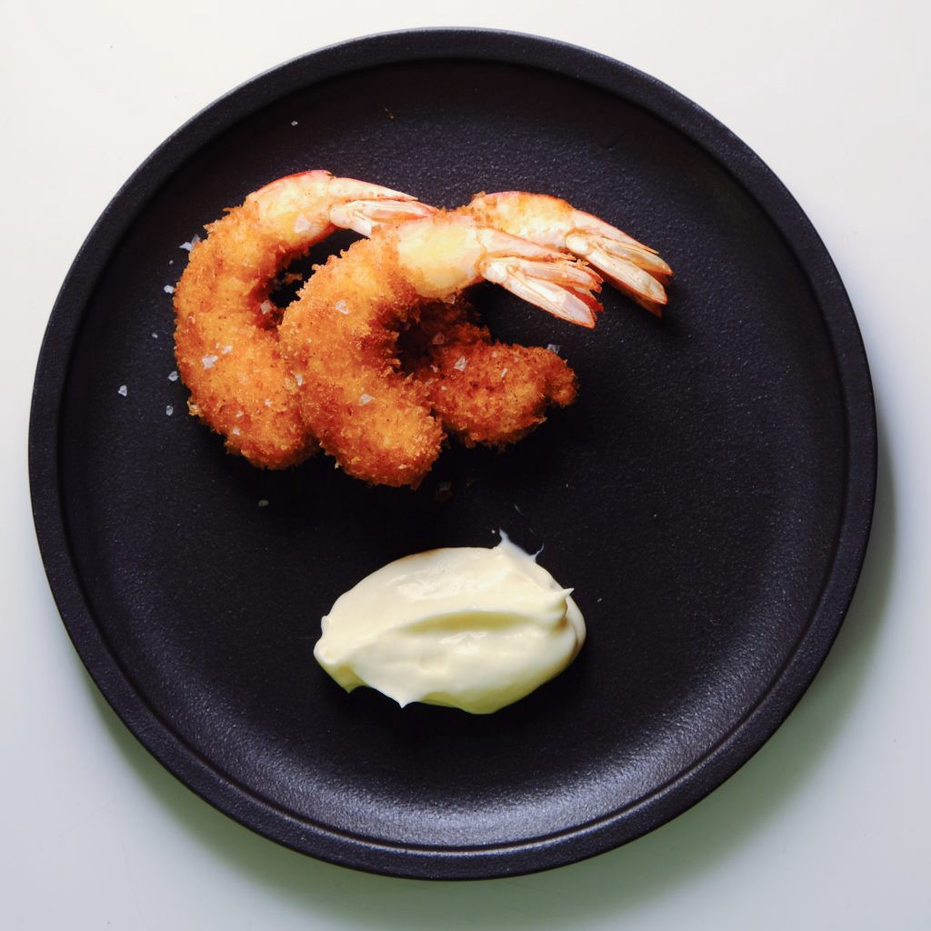 Coconut Prawns from Nigella Lawson's At My Table