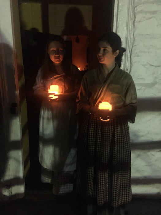 Ghost Tours in Hagerstown