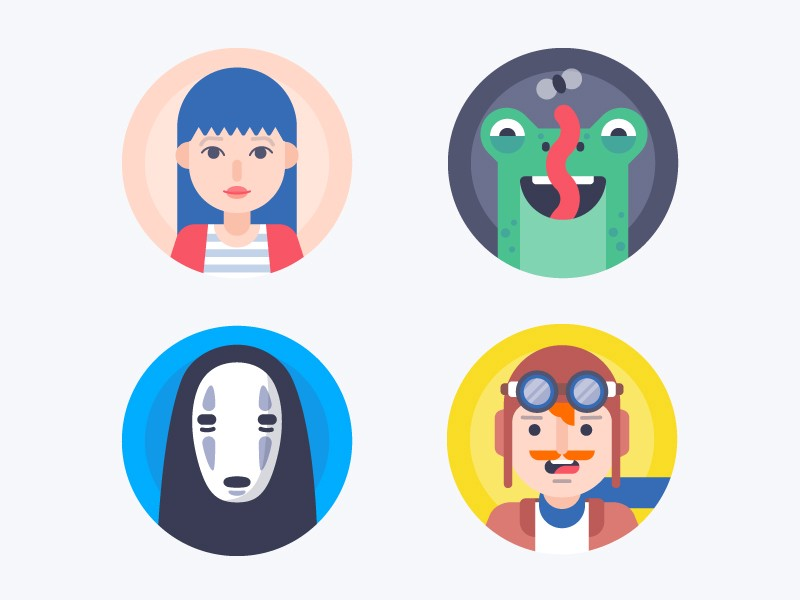 avatars-icons-by-laura-reen