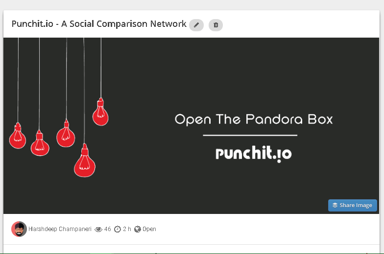 Punchit.io description in PointOnly