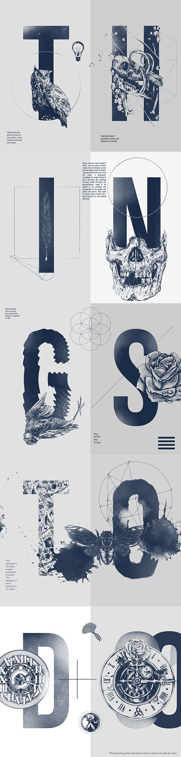 Typography inspiration | #1069