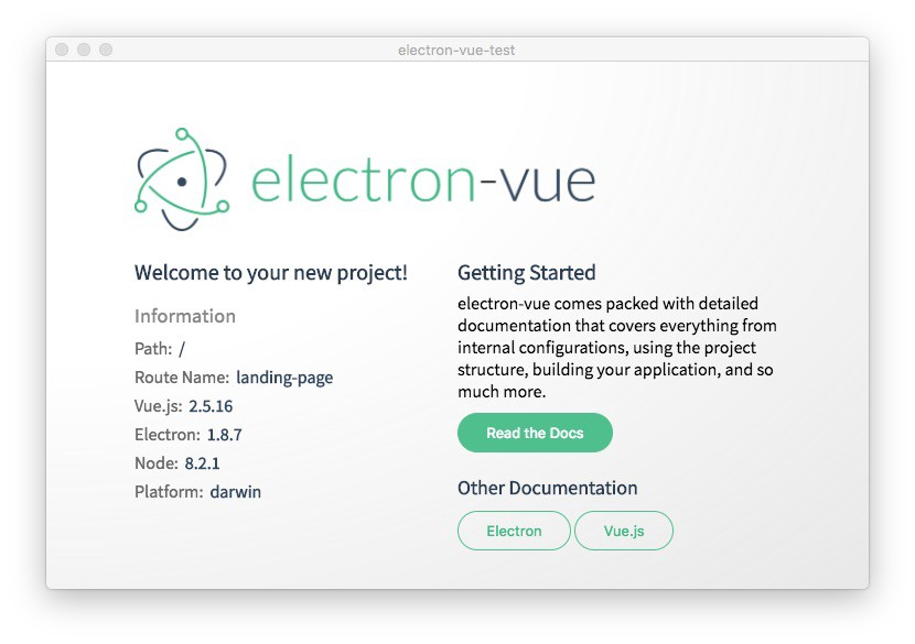 译】Creating a Markdown editor/previewer in Electron and Vue js