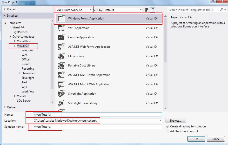 how to create exe file in c#.net windows application