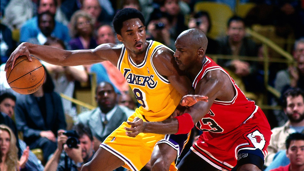 69f0bb5df70 Where Does Kobe Rank All-Time  – Keandre Ashley – Medium