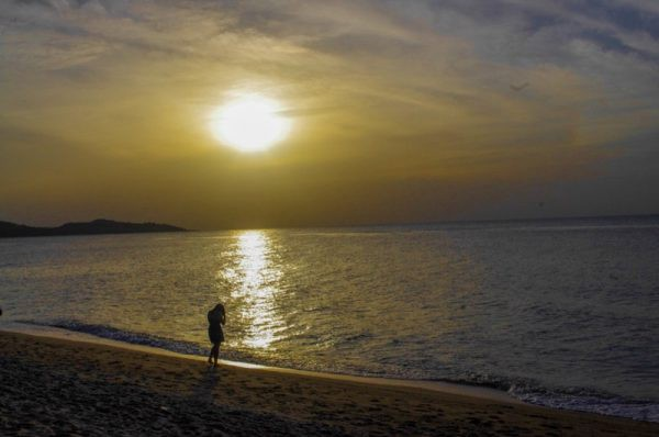 Koh Samui Sunset Photo by Gemma from Two Scots Abroad