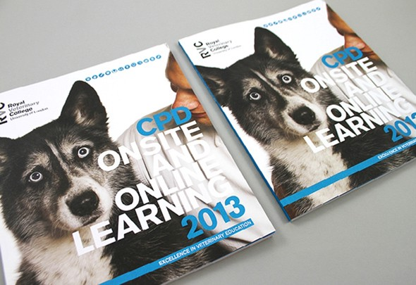 Royal-Veterinary-College-CPD-Brochure-2013-on-Behance