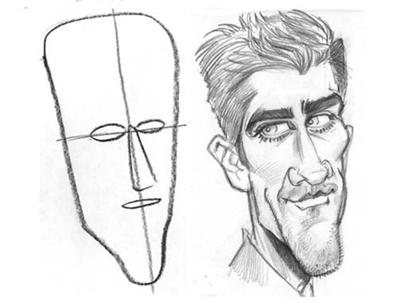 How-to-Draw-Caricatures-The-5-Shapes