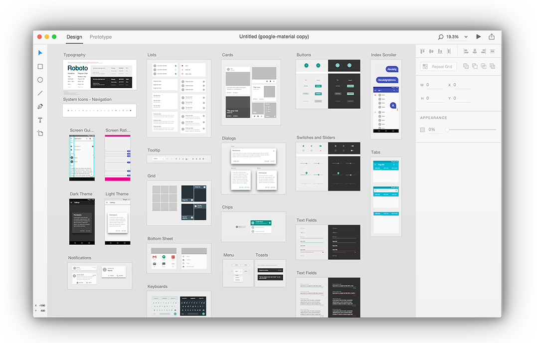 but last year adobe launched a new ux prototyping tool adobe experience design cc formerly known as project comet - Website Prototyping Tool