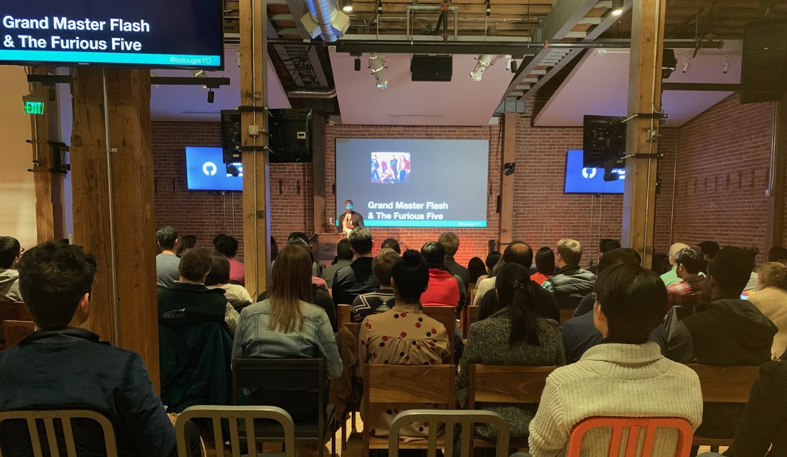 #DevStories @ GitHub HQ, and Officially Oversubscribed Crowdfund!