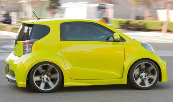 Scion Iq Coming In 2011 Pics Shabooty Howard Stern Comedy