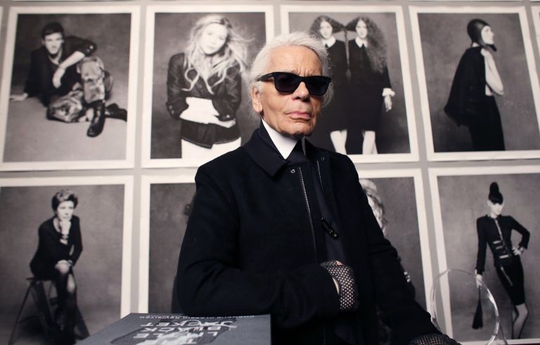 Karl Lagerfeld and Chanel