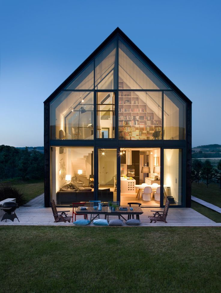 Beautiful architecture house designs from up north for Beautiful medium houses