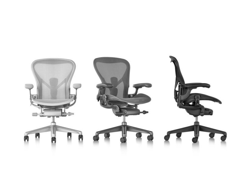 Herman Miller's Aeron® Chair Gets Remastered