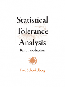 Statistical Tolerance Analysis - Basic Introduction by Fred Schenkelberg book cover