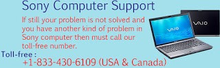 How to fix Sony Vaio laptop update drivers Problems?