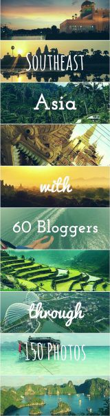 Traveling Southeast Asia with 60 Bloggers