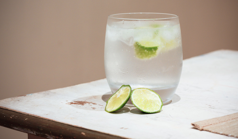 The Perfect Gin Amp Soda I M H O A Writer Under The