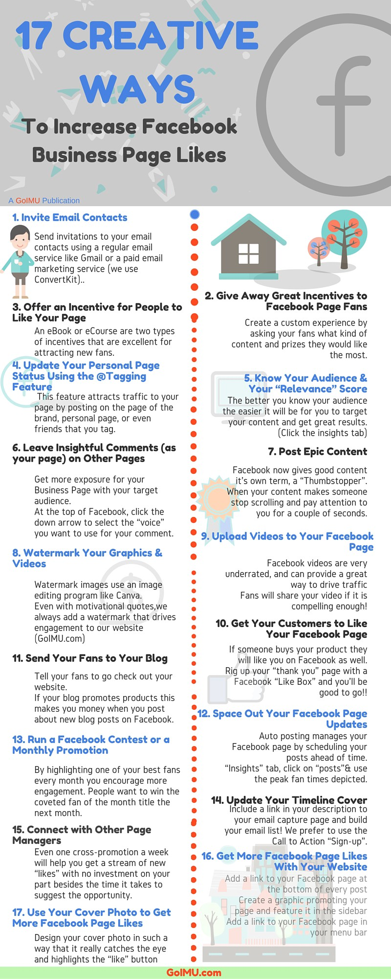 17 creative ways to increase facebook business page likes usable