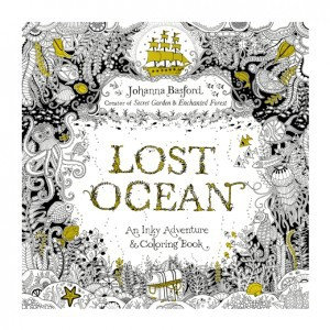 Signing The Deal For My Third Colouring Book Lost Ocean Was Terrifying