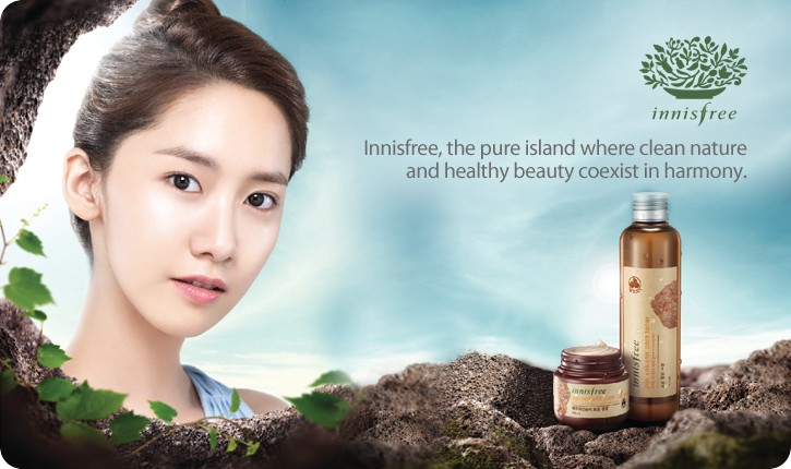 6 Most Popular Brands of Korean Beauty Products You Should Be Using - Innisfree Yoona
