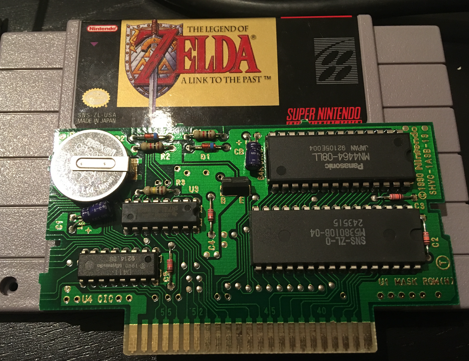how to get a rom from a cartridge