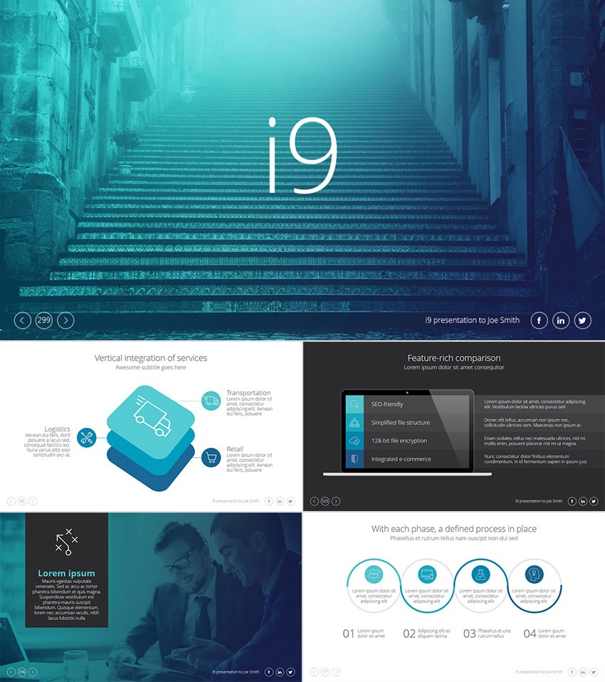 15 best powerpoint templates best digital themes medium 2 i9 cool powerpoint presentation template system toneelgroepblik Choice Image