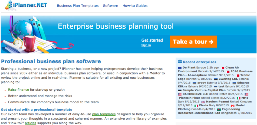 10 best business planning softwares for startup s tycoonstory medium