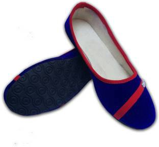 Leetra Collections Women Blue, Red Bellies