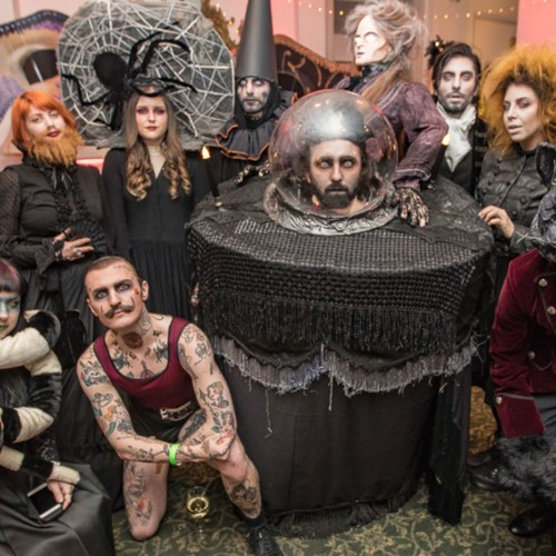 Media Gallery - 2017 Hawthorne Hotel Creative Salem Masquerade Ball