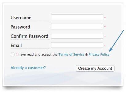 How to Notify Your Customers of Your Privacy Practices, and What Not ...